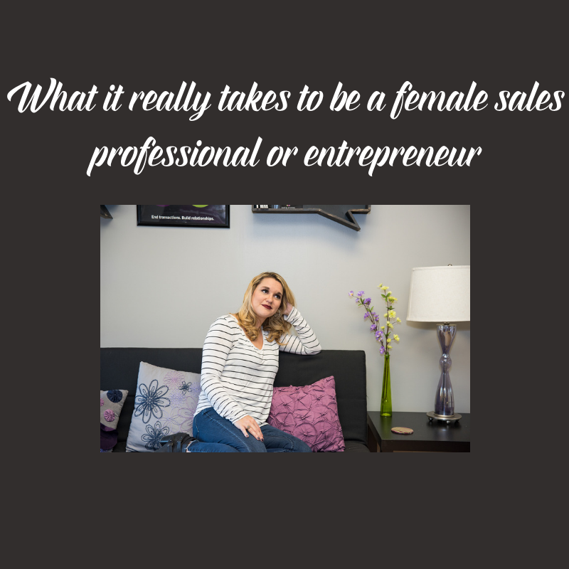 The Real Life of a Female Entrepreneur