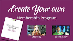 Online Membership Course